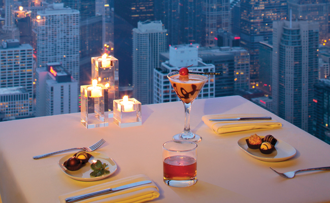Some Great Places To Celebrate Valentines Day In Chicago Illinois
